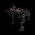 StatTrak™ MP7 | Urban Hazard <br>(Battle-Scarred)