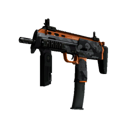 StatTrak™ MP7 | Urban Hazard (Minimal Wear)