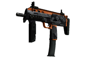 Mp7 Urban Hazard Minimal Wear