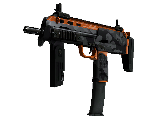 MP7 | Urban Hazard (Battle-Scarred)