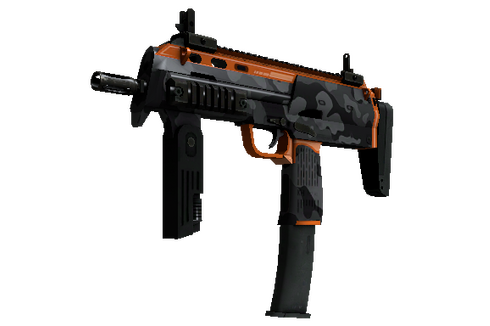 Buy MP7 | Urban Hazard (Minimal Wear)