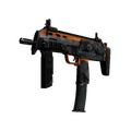 StatTrak™ MP7 | Urban Hazard <br>(Well-Worn)