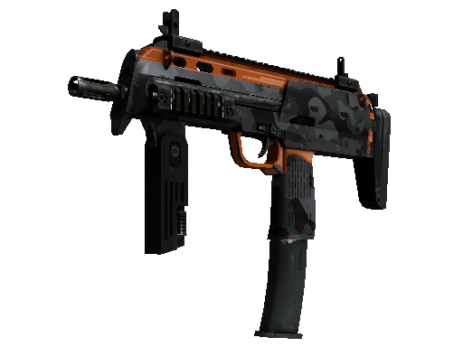 MP7 | Urban Hazard Field-Tested