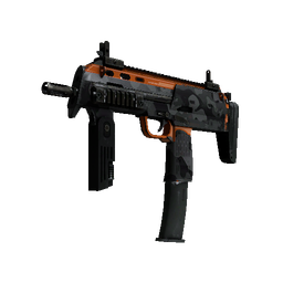 free csgo skin StatTrak™ MP7 | Urban Hazard (Well-Worn)