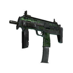 Souvenir MP7 | Motherboard (Battle-Scarred)