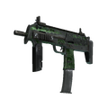 MP7 | Motherboard <br>(Battle-Scarred)
