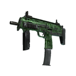 MP7 | Motherboard (Well-Worn)