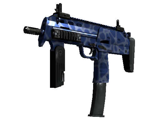 Restricted MP7 Ocean Foam