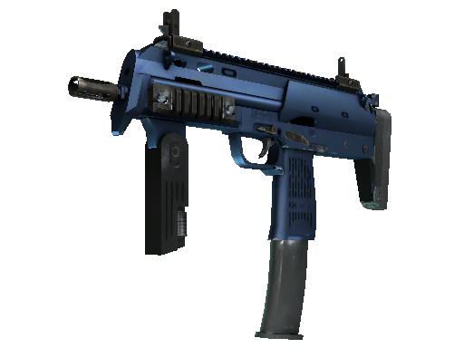 Souvenir MP7 | Anodized Navy (Minimal Wear)