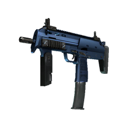 MP7 | Anodized Navy (Minimal Wear)