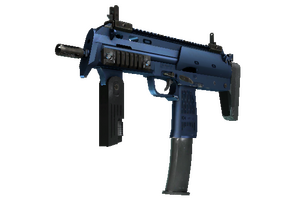 Mp7 Anodized Navy Factory New