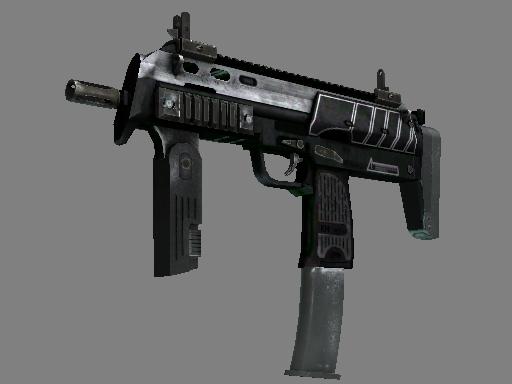 Скин MP7 | Броня (Закаленное в боях)