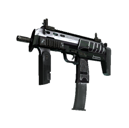 StatTrak™ MP7 | Armor Core (Well-Worn)