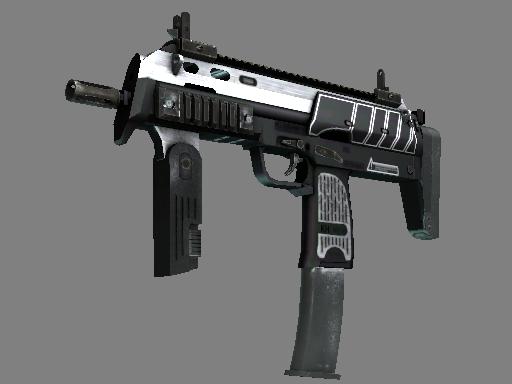 StatTrak™ MP7 | Zırh Çekirdeği (Fabrikadan Yeni Çıkmış)