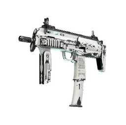 MP7 | Whiteout (Well-Worn)