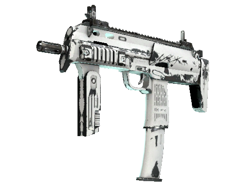 MP7 | Whiteout Field-Tested
