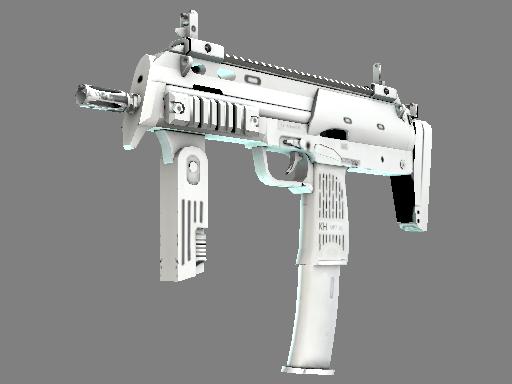 MP7 | Whiteout (Minimal Wear)