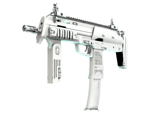 Milspec MP7 Whiteout