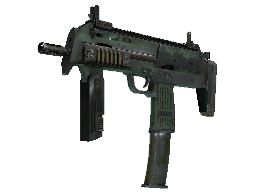 MP7 | Groundwater Battle-Scarred