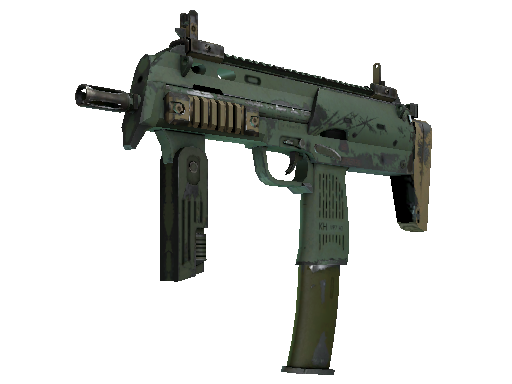MP7 | Groundwater Field-Tested