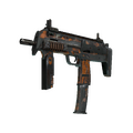 MP7 | Orange Peel <br>(Battle-Scarred)