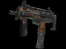 MP7 | Апельсиновая корка (Закаленное в боях)