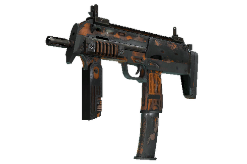 Souvenir MP7 | Orange Peel (Battle-Scarred) Prices