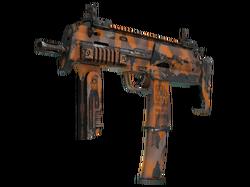 MP7 | Апельсиновая корка (После полевых испытаний)