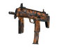 MP7 | Orange Peel (Well-Worn)