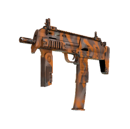 Souvenir MP7 | Orange Peel (Factory New)