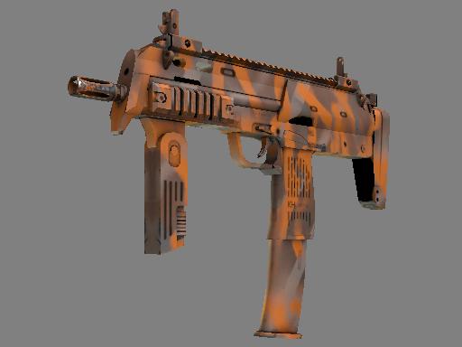 MP7 | Orange Peel (Factory New)