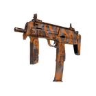 MP7 | Orange Peel (Minimal Wear)