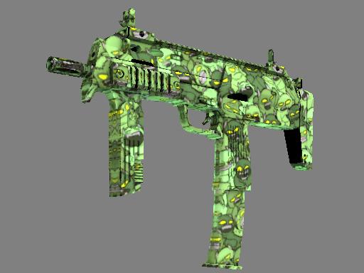 StatTrak™ MP7 | Impire