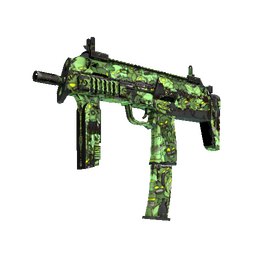StatTrak™ MP7 | Impire (Well-Worn)