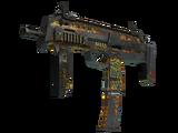 StatTrak™ MP7   Akoben (Battle-Scarred)