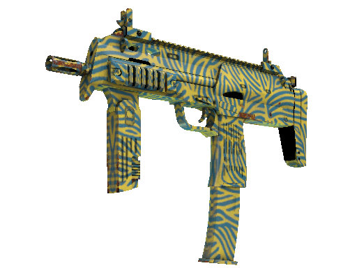 StatTrak™ MP7 | Akoben (Field-Tested)