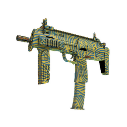 StatTrak™ MP7 | Akoben (Minimal Wear)