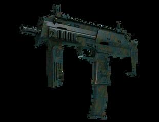 MP7 | Бирюзовое цветение