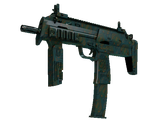 MP7 | Teal Blossom (Minimal Wear)