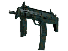 Skin MP7 | Teal Blossom