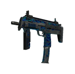 MP7 | Asterion (Battle-Scarred)