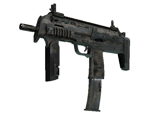 MP7 | Scorched Battle-Scarred