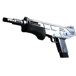free csgo skin MAG-7 | Silver (Factory New)