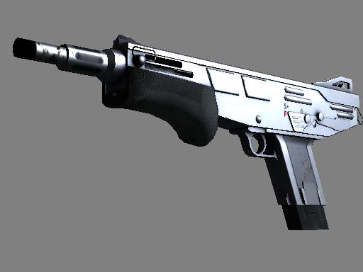 Cobblestone MAG-7 Silver