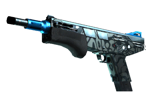 StatTrak™ MAG-7 | Hard Water (Well-Worn)