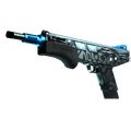 StatTrak™ MAG-7 | Hard Water <br>(Factory New)