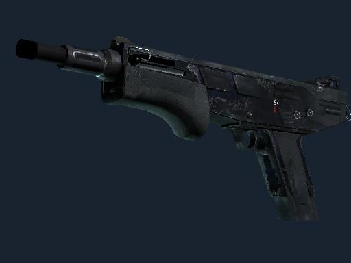 MAG-7   Navy Sheen