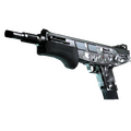 MAG-7 | Metallic DDPAT <br>(Minimal Wear)