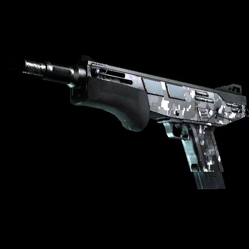 MAG-7 | Metallic DDPAT - gocase.pro