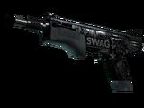 StatTrak™ MAG-7   SWAG-7 (Battle-Scarred)